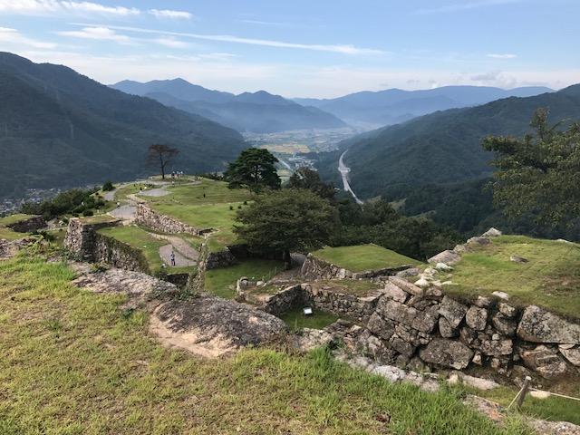 【竹田城観光】天空の城を観に行ったら何かがおかしかった【中国地方旅行記3】