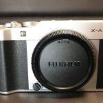 カメラ初心者が富士フイルムX-A5を購入に至るまでに考えたこと