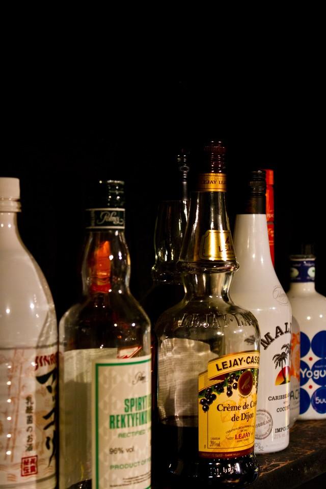 アルコール 対策