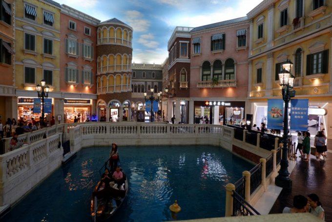 ベネチアンホテル